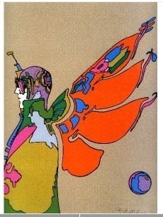 The amazing incredible peter max