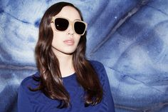 Surface to Air Spring/Summer 2013 Sunglasses Collection  Fedora V1