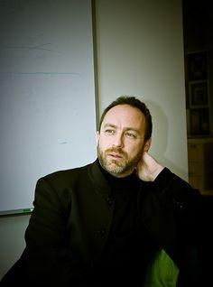 Jimmy Wales kävi Suomessa -bloggaus (Kuva by William Brawley, via Flickr)