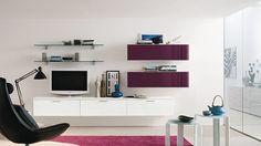 Add A Dash Of Colour To Your Living Room | iDesignArch | Interior Design, Architecture & Interior Decorating eMagazine