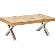 Patchwork Coffee Table - Accent Tables - Furniture