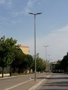 Termoli nuova illuminazione: al via i lavori di sostituzione dei lampioni