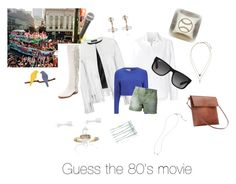 """""""Guess the 80's Movie"""" by laurascandi on Polyvore featuring ThePerfext, Frank & Eileen, Lavish Alice, Closed, Sam Edelman, Ray-Ban, Chloe + Isabel, Galaxy Audio, Chloé and women's clothing"""