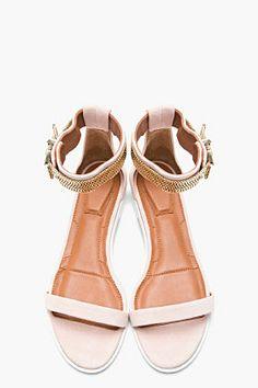Size 30-46 Vintage Women Flats Sandals Fashion Open Toe Elastic Band Sandals Summer Beach Club Shoes Women Footwear,Ivory 2,7