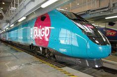 Francia lanza un nuevo tren de alta velocidad de bajo coste