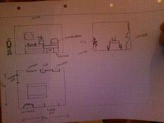 plano cocina