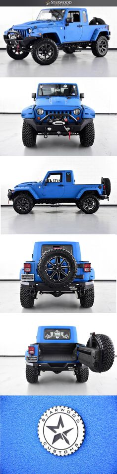 The custom Jeep conversions at our Dallas shop are built for off-road performance and unlike anything else on the road. 2 Door Jeep, Jeep Garage, Jeep Jeep, Jeep Cars, Nissan Trucks, Toyota Trucks, Chevrolet Trucks, Ford Trucks, Wrangler Jeep