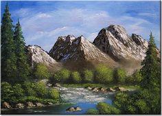 Nedenfor strykene/Below the rapids
