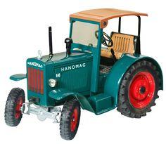 KOVAP - Traktor HANOMAG R40 skala 1:25