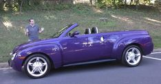 Chevy's SSR Was The Roadster Pickup Truck Nobody Asked For #Chevrolet #Chevrolet_Videos