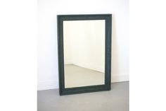 French Painted Mirror Early 19th Century photo 1