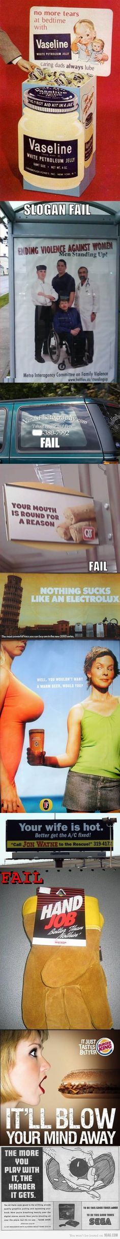 Hilarious Inappropriate Ads