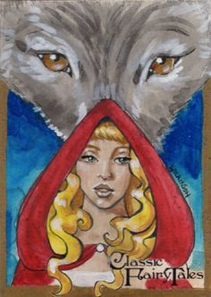 Little Red Riding Hood by Sarah Wilkinson [©2015]