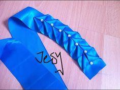 Ribbon art.ribbon lace.ribbon manipulaition no 4