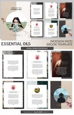 e-book template 3 | graphics, brochures and italic font, Modern powerpoint