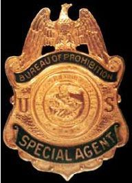 Alcohol, Tobacco and Firearms (ATF) Badge