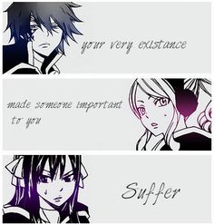 Crime Sorciere ~ Jellal, Ultear, and Meldy. Image Fairy Tail, Fairy Tail Love, Fairy Tail Ships, Fairy Tail Ultear, Fairy Tail Anime, Fairytail, Ultear Milkovich, Watch Fairy Tail, Laxus Dreyar