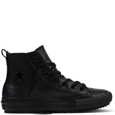 Chuck Taylor All Star Chelsea Rubber Boot Black black/black/black