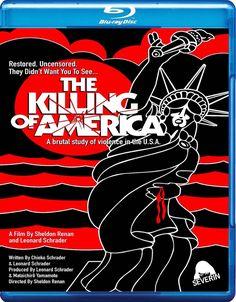 THE KILLING OF AMERICA SEVERIN FILMS BLU-RAY