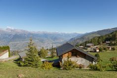 Alp Real Estate SA - list of objects Swiss Chalet, Swiss Alps, Stunning View, Beautiful, Ski Slopes, Switzerland, Skiing, Real Estate, Cabin