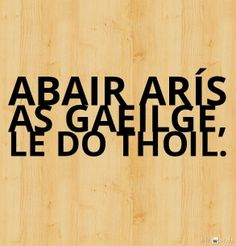 Say again in Irish, please. European Languages, World Languages, Finnegans Wake, Irish Proverbs, Irish Language, Irish People, Irish Eyes Are Smiling, Irish Blessing, 5th Class