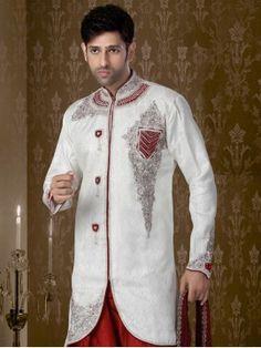 Wedding Wear Grooms Sherwani