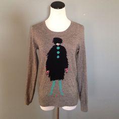 Last chance! J.crew fashion girl sweater Like new J. Crew Sweaters Crew & Scoop Necks