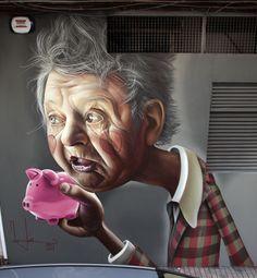 Street Art by Belin - Linares ( Spain )