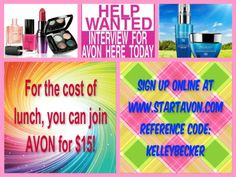 I'm going to win a trip to Orlando, FL this August!! You can too if you sign up now and I can show you how. Join me now at: www.startavon.com with Reference Code: kelleybecker