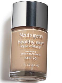 Neutrogena Healthy Skin Liquid Makeup Broad Spectrum SPF 20 in Natural Ivory