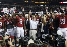 The Alabama Crimson Tide defeatsthe Florida Gators 29-15 to win their 25th SEC Championship. Tonight the Georgia Dome is once again Crimson as Alabama got a big win to seal their 25th SEC Championship and assure themselves a spot in the college football playoff. Much to the chagrin of Ohio State fans, and USC fans, […]