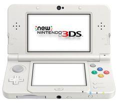 New Nintendo 3 DS White - Edited ...