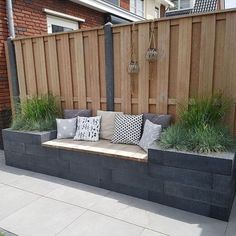 78 Ideas Of Modern Garden Fence Designs For Summer Ideas (73)