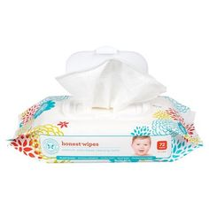 The Honest Company Baby Wipes - 72 count