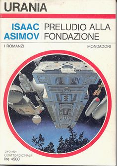 Asimov Preludio alla fondazione