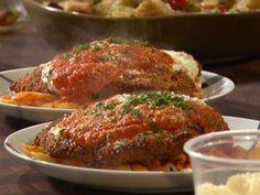 Guy Fieri's Slamma Jamma Parmigiana (Chicken Parmesan)
