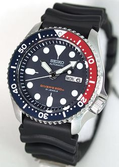 Seiko divers navy boy