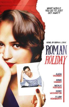 Roman Holiday Part Two :: COVER BY DIAGONAS by Diagonas on DeviantArt