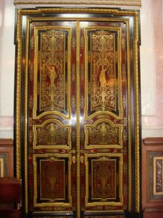 Beautiful Doors, Winter Palace.........  St. Petersburg, Russia
