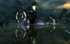 Shadow Behemoth by night