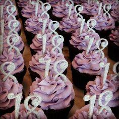 21 Ideas For Cupcakes Birthday Little Mermaid Cupcakes, Girl Cupcakes, Fun Cupcakes, Cupcake Party, Cupcake Ideas, Dad Birthday Cakes, 17th Birthday, Birthday Cupcakes, Birthday Month