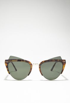 Forever21 Spitfire Chelsea Mod Sunglasses Found on my new favorite app Dote Shopping #DoteApp #Shopping