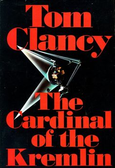 Second re-read of Clancy books!! Just finished Clear and Present Danger for the second time and LOVED it.
