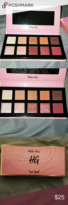0c76440d748 NIB Violet Voss HG Fun Sized Eyeshadow Palette I just can't keep all my