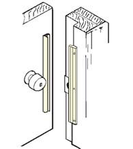 Door Security Bar Can Be Used On Interior Doors To Secure