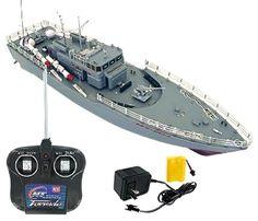 RC Boat Radio Remote Control Battleship Model Kit Warship Cruiser Boat Brand New…
