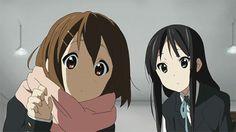 yurippe Flying Witch Anime, Anime Witch, K On Anime, Manga Anime, Anime Art, Witch Drawing, Tamako Love Story, Tokyo Mew Mew, Kyoto Animation