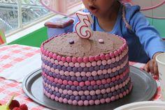 Gâteau Arc-En-Ciel, le gâteau d'anniversaire à faire soi-même!