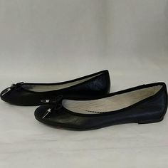 Sam Edelman Ava Ballet Flats New without box display model Same Edelman Ava ballet flats. It is flat black not patent. Priced to move, thanks for looking!! Sam Edelman Shoes Flats & Loafers