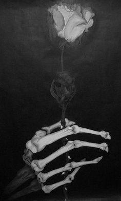 New dark art blood macabre ideas Skeleton Art, Human Skeleton, Bild Tattoos, Gothic Art, Skull And Bones, Dark Beauty, Skull Art, Dark Fantasy, Fantasy Art